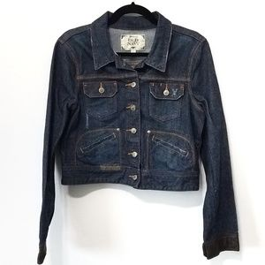 Old Navy special edition denim jacket